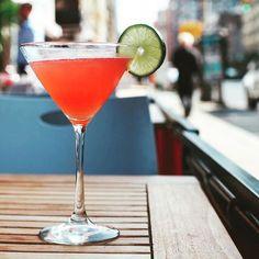 Mondays need martinis.