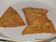Moderna kuhinja - na moj način: Hummus s kukuruznim čipsom