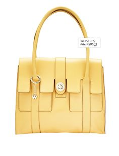 Whistles   Francoise Tote ($486.75) in Mustard