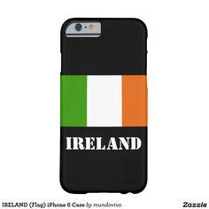 IRELAND (Flag) iPhone 6 Case