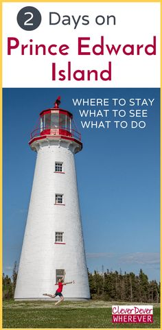 There's More to a Prince Edward Island Vacation than Anne of Green Gables - CleverDever Wherever New Travel, Canada Travel, Travel Plan, Travel Advice, Travel Guides, Travel Stuff, Road Trip Food, East Coast Travel, Bahamas Vacation