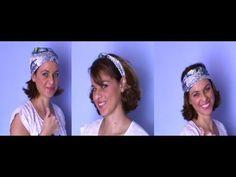 Lenços - Como usar - YouTube