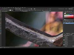 Affinity Photo - How to Use the Pen Tool to Make selections and Composite Images - YouTube