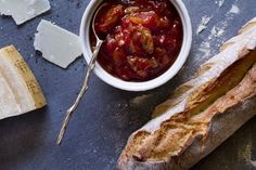Old-school tomato chutney – Recipes – Bite 1 kg Tomatoes, ripe, cored and chopped 1 Apple, peeled and chopped 1 Onion, chopped ½ cup Raisins, I use the jumbo raisins 2 Tbsp Malt vinegar 1¼ cups Soft brown sugar 1½ tsp Mild curry powder 1½ tsp Mustard powder 1 Tbsp Flaky sea salt 1½ tsp Cornflour, for thickening      Have it on a sandwich – add it to chicken salad     Serve it alongside a cheese, and-or preserved, cured meat platter     Mix it into ground beef or pork and use for…