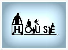 dr house logo - Buscar con Google