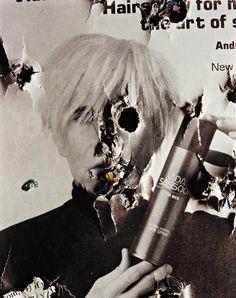 melisaki:  Playboy #38 (Warhol) photo by Richard Misrach, 1990