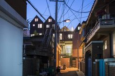 Gallery of Loft House 'The black' / Design Guild - 14