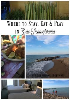 One of our favorite places on our Epic Road Trip this year was Erie, Pennsylvania. There's just nothing more beautiful than enjoying dinner on the dock of the bay, watching the sunset on Lake Erie and spending the day making memories with our family! We have visited many cities over the past years on our [...]