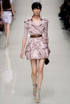 Burberry Prorsum | Spring 2010 Ready-to-Wear Collection | Style.com