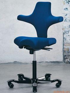 Capisco ® 8106 - Ergonomic office chair by HÅG
