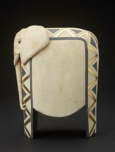 www.africaandbeyond.com. Elephant Stoneware figure. Fair trade project from South Africa. Ceramic Elephant, Ceramic Art, Elephant Decorations, Elephant Silhouette, Elephant Illustration, Art Installations, Safari Animals, Stoneware Clay, Pottery Ideas