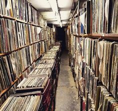 Alphabetized Into Obscurity: A Journey Into the Unknown Vol. Vinyl Record Shop, Vinyl Record Collection, Vinyl Record Storage, Vinyl Records, Lp Storage, Dj Setup, Vinyl Junkies, Dj Equipment, Music Images