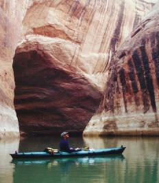 Kayak the Grand Canyon