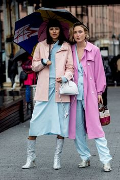 100 Best Street Style Looks From New York Fashion Week Fall 2018 Fashion In, Plaid Fashion, Tomboy Fashion, Green Fashion, Autumn Fashion, Fashion Outfits, Style Fashion, Womens Fashion, Cheap Fashion