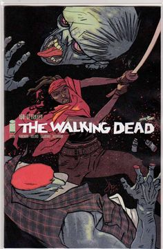 Walking Dead #150  2016 Robert Kirkman Script.  Variant Jason Latour Cover In our 150th issue, Rick Grimes finds himself... BETRAYED.