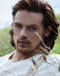 "Jamie Frasier in ""Outlander"" TV Series.  This is one of my favorite pictures!"
