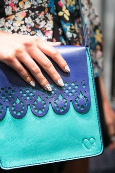 Update your mani with these fresh spring nail trends. Click for more!