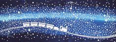 銀河鉄道の夜をたどる星廻りの手ぬぐい フェリシモ×かまわぬ ・・・・・・・・・・...