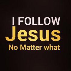 "Potters Living Word on Instagram: ""Follow JESUS #Savior"" Prayer Quotes, Bible Verses Quotes, Jesus Quotes, Bible Scriptures, Faith Quotes, Religious Quotes, Spiritual Quotes, Follow Jesus, God Loves Me"