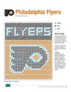 Philadelphia Flyers 3/4