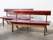 Cors Alons Style Plywood (Bench with back)