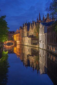 Brugge   Belgium   Photo By Romain Clercq-Roques