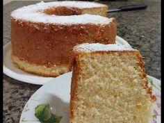 Direto da padaria: Edu mostra como fazer um bolo caseiro tradicional #Receitas - YouTube