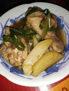 Spicy chicken Adobo reinvented.