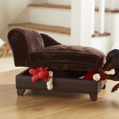 Find This Pin And More On Animalerie By Celinecherel Dog Couch Bed