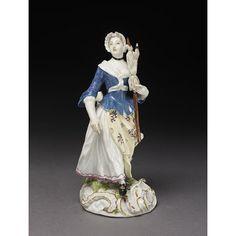 Figure Date: ca. 1750 (designed) middle of 18th century (made) Place: Meissen Artist/maker: Kändler, Johann Joachim