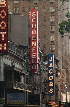 Broadway - NYC, via Flickr.