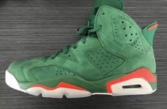 A Full Preview Of The Air Jordan 6 Gatorade