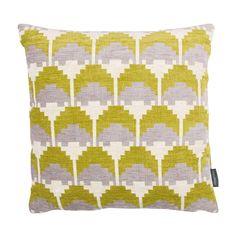 Kirkby Design Arcade Cushion - Lime