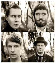 Sigur Ros. Are you sure they arent from Portland?