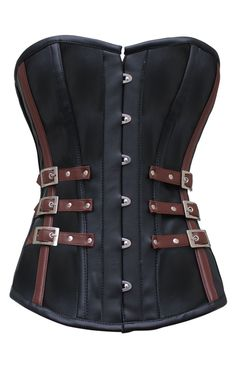Another awesome steampunk corset from Fashion Corset Shop.
