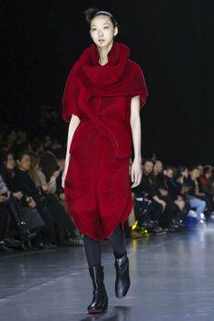 Issey Miyake Ready To Wear Fall Winter 2016 Paris