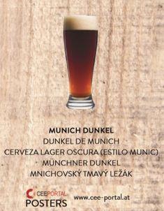 MUNICH DUNKEL DUNKEL DE MUNICH CERVEZA LAGER OSCURA (ESTILO MUNIC) MÜNCHNER DUNKEL MNICHOVSKÝ TMAVÝ LEŽÁK Munich, Beer, Tableware, Glass, Foods, Root Beer, Ale, Dinnerware, Drinkware