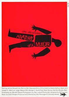 The Complete Saul Bass: Every Movie Poster the Legendary Artist Ever Designed anatomy_bass_alt ? Film.com
