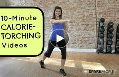 Have time for a quick workout? 10-Minute Workout Videos