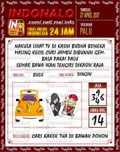 Syair Kuat 2D Togel Wap Online Indonalo Palu 27 April 2017
