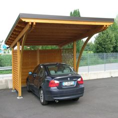Ahşap Garaj Model 181