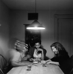 Kitchen Table, 2003  carrie mae weems