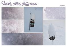 Fresly Fallen Fluffy Snow by Eijaite.deviantart.com on @DeviantArt