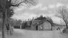 Tour Scotland Photographs: Old photograph of the late century Toll House cottage in East Kilbride, South Lanarkshire, Scotland. Grey Wallpaper Iphone, Toll House, Old Photographs, Life Pictures, Glasgow, Genealogy, 18th Century, Graham, Scotland