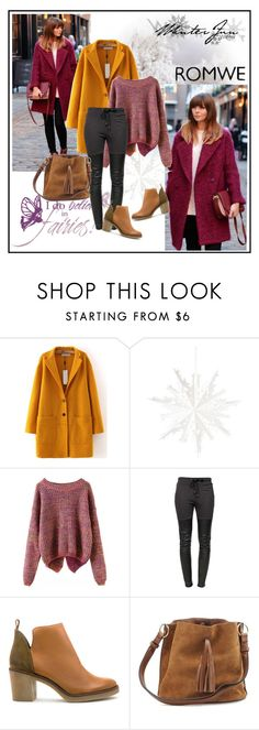 """""""Romwe 010"""" by aida-1999 ❤ liked on Polyvore featuring Ragdoll, Miista, women's clothing, women's fashion, women, female, woman, misses and juniors"""