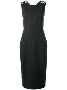 DOLCE & GABBANA Fitted Dress. #dolcegabbana #cloth #dress