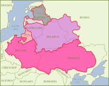 Ukraine is a country in Central and Eastern Europe. Ukraine borders the Russian Federation to the east and northeast, Belarus to the northwest, Poland, Slovakia and Hungary to the west, Romania and Moldova to the southwest, and the Black Sea and Sea of Azov to the south and southeast, respectively. It has an area of 603,628 km², making it the second largest contiguous country on the European continent, after the Russian Federation