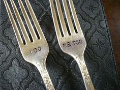 I Do / Me Too Forks