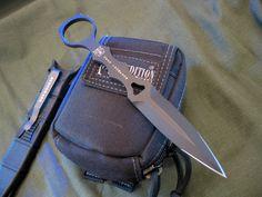 Benchmade 176BK SOCP Knife