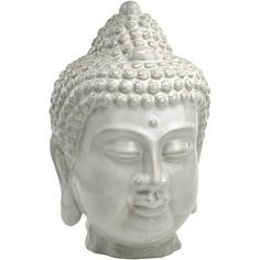 I pinned this Thai Buddha Head from the Mitra Morgan event at Joss and Main!